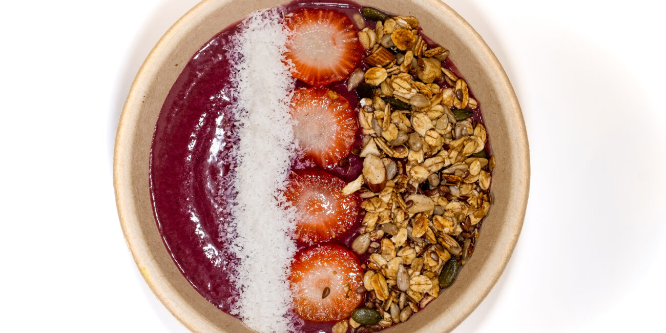 Smoothie Bowl de Açaí