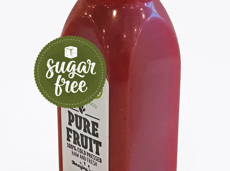 Sumo 100% Natural - Frutos do Bosque