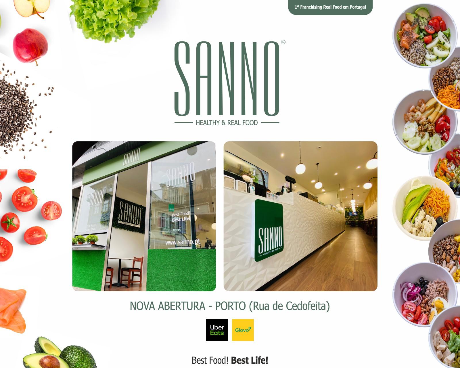 SANNO - Porto (Cedofeita) - Abertura